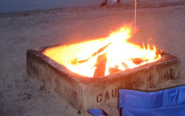 Corona Del Mar Fire Pits Threatened - Save The Fire Pits Of San Diego...and Beyond